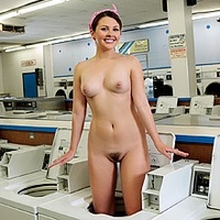 Little Laundromat Slut Cali Hayes